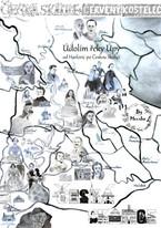 Mapa Českoskalicka a Červnokostelecka