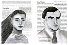 Viktorka a Josef Gočár