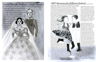 Svatba BN a MFF v Červeném Kostelci