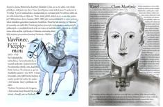 Slečna Hortensie a Karel Clam-Martinic
