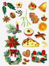 Vánoční detaily originál