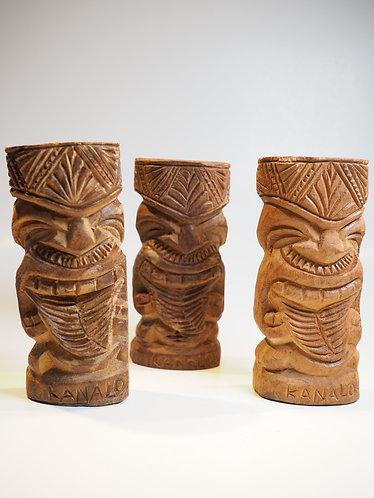 Hawaiian Tiki - Kanaloa