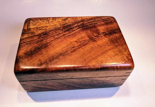"""Medium Koa Box (7x4x3"""")"""