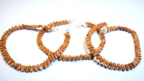 Kaua'i Kahelelani Single Color Bracelet