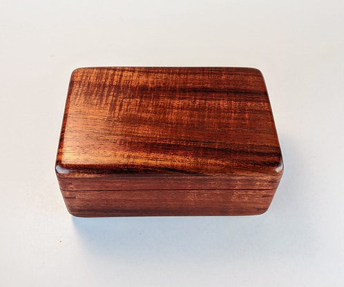 "Medium Koa Box (7x4x3"")"