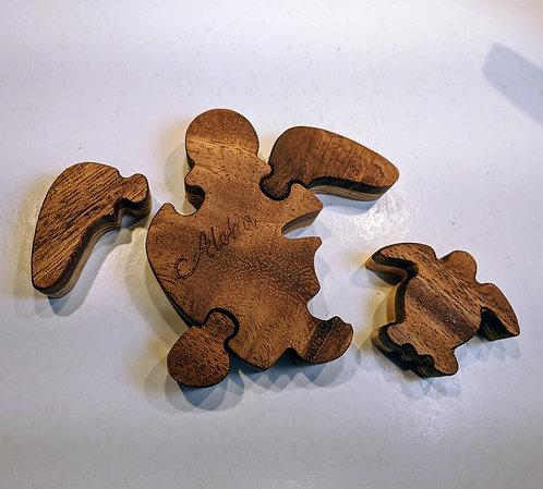 Aloha Baby Honu Puzzle