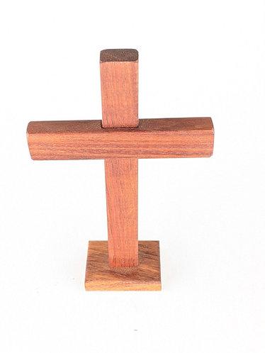 Koa Standing Cross