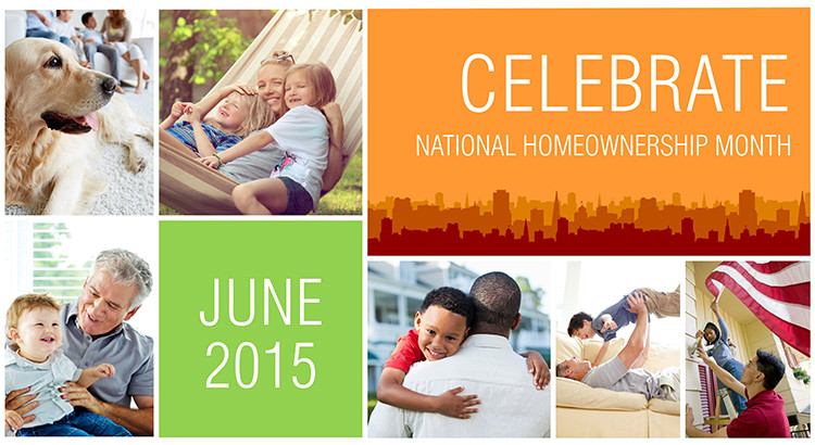 Today Kicks Off National Homeownership Month!   Simplifying The Market