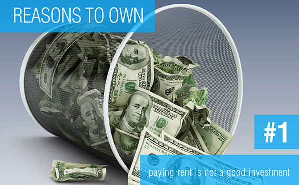 Either Way You're Paying a Mortgage | Simplifying The Market