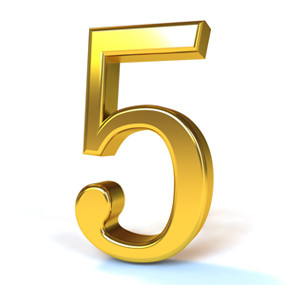 5 Gold