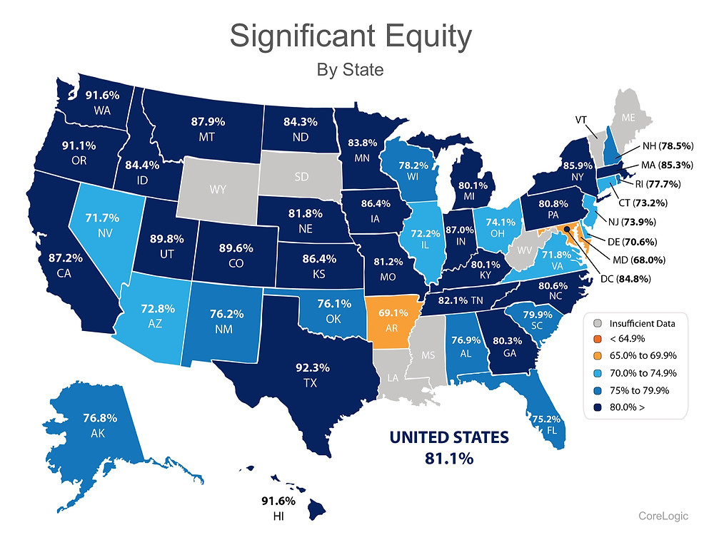 The Truth About Homeowner Equity   Simplifying The Market