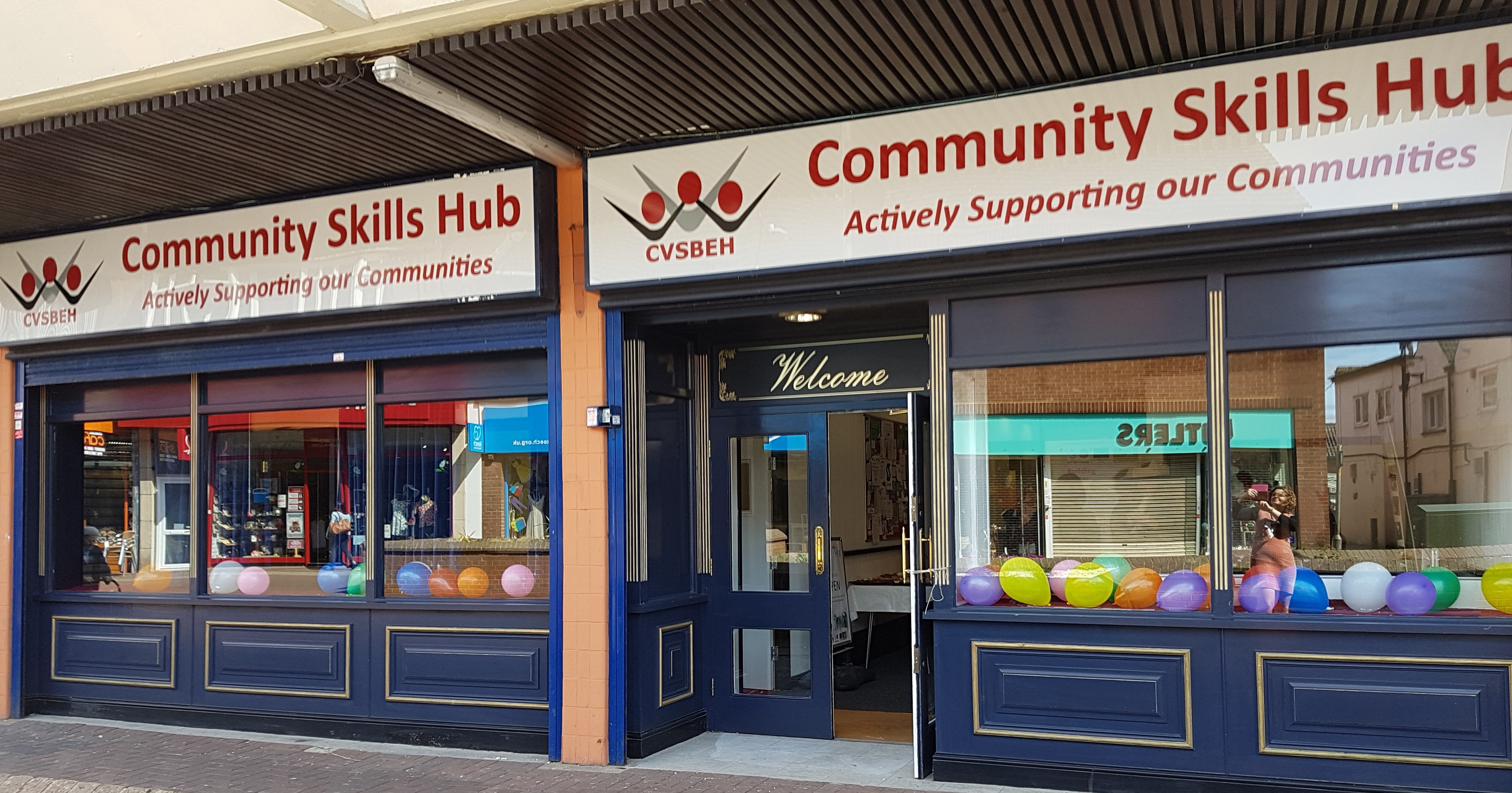 CVS BEH Community Skills Hub Opening