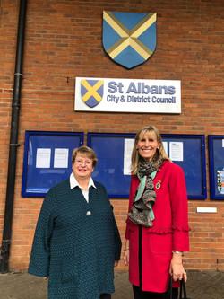 Tour of St Albans