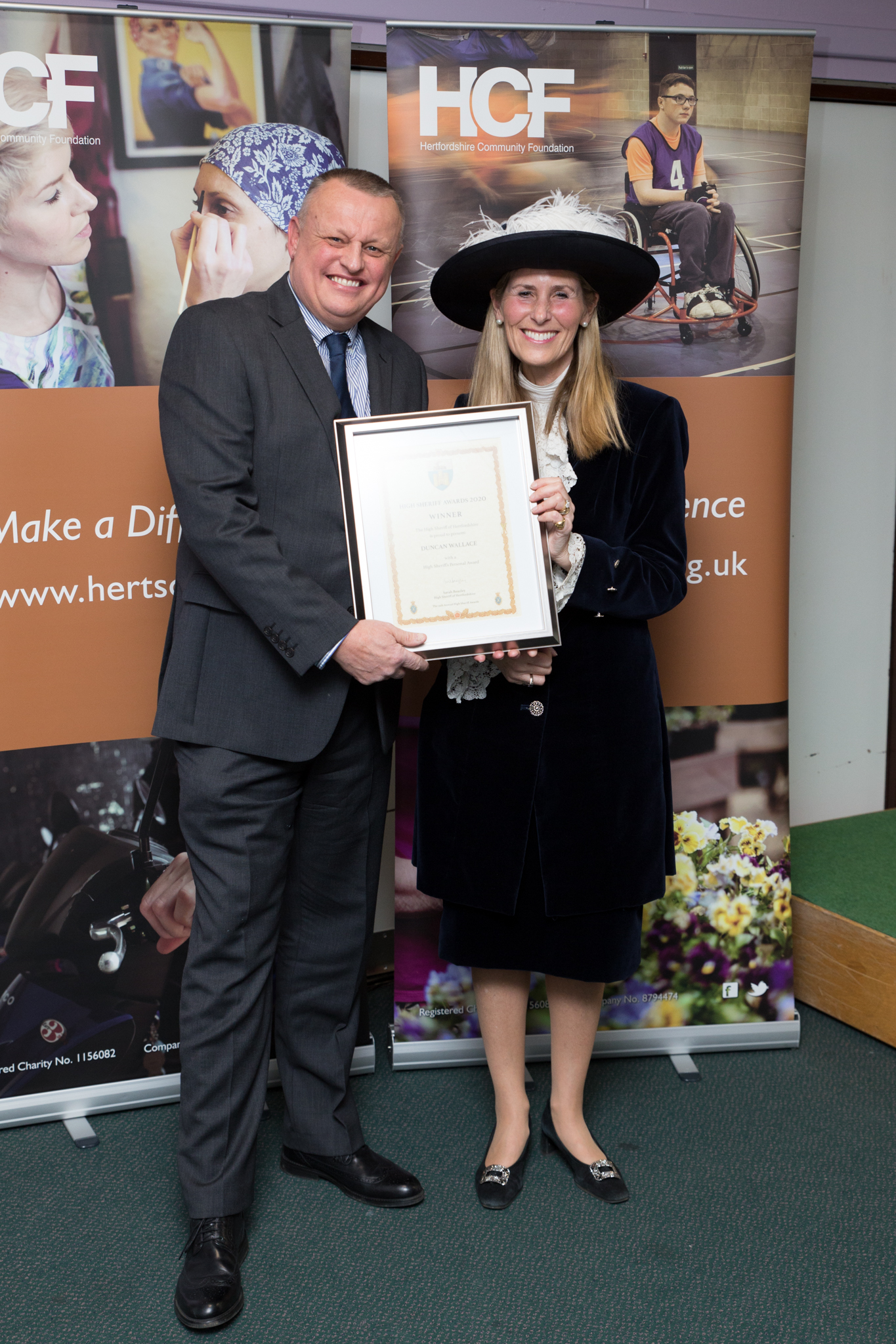 High Sheriff Awards 2020