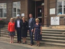 Tour of Watford Borough Council