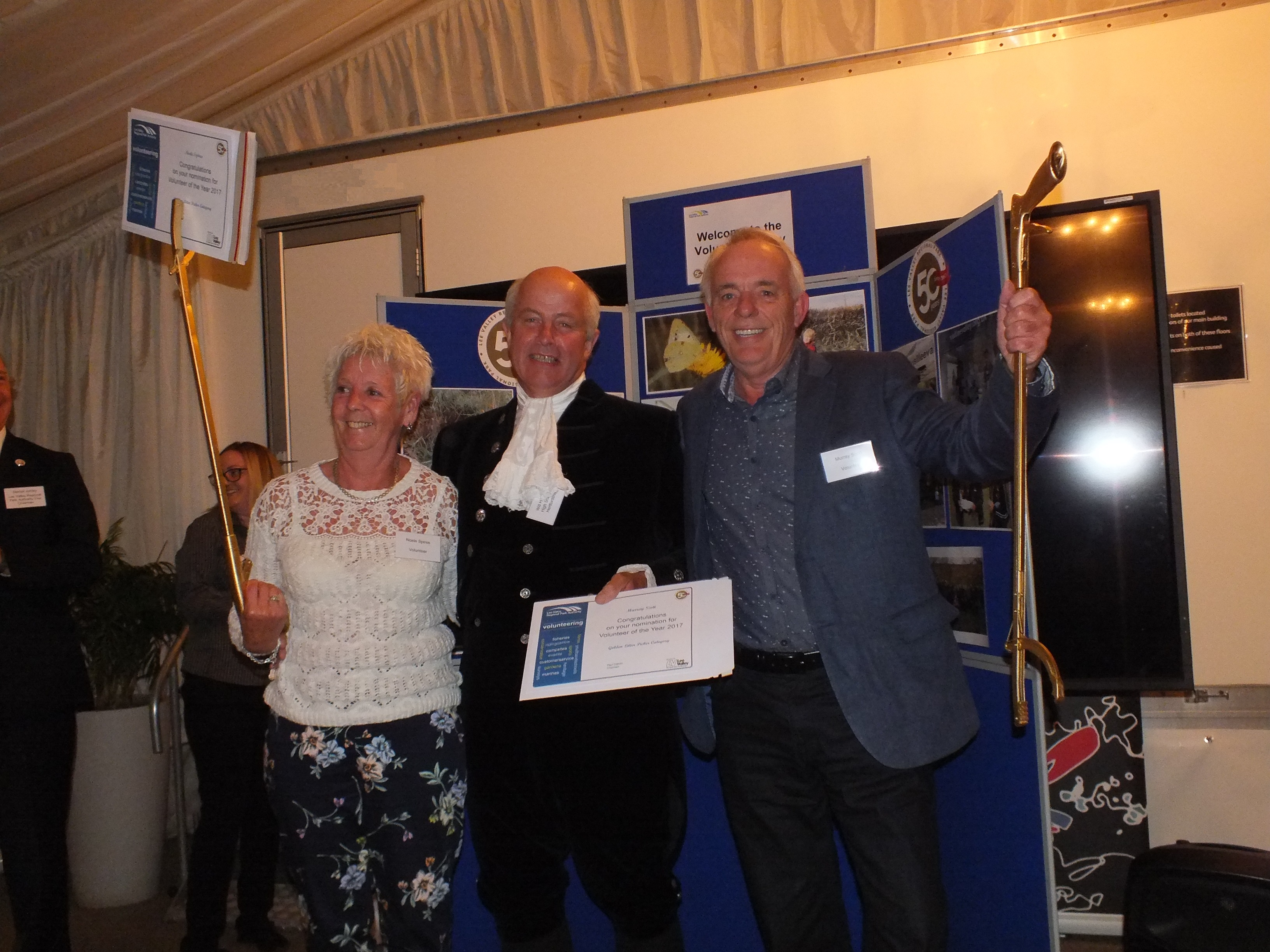 Lee Valley Regional Park Awards 2017