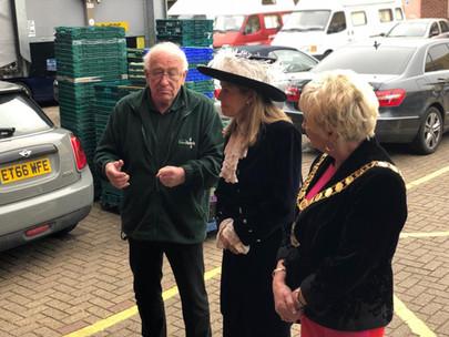 A tour of Broxbourne