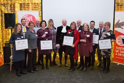 2017 Building Effectiveness Awards