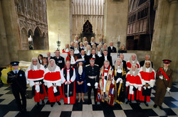 High Sheriff's Justice Service