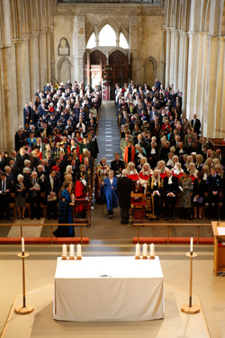High Sheriff's Justice Service 2017