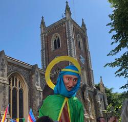 The Alban Pilgrimage