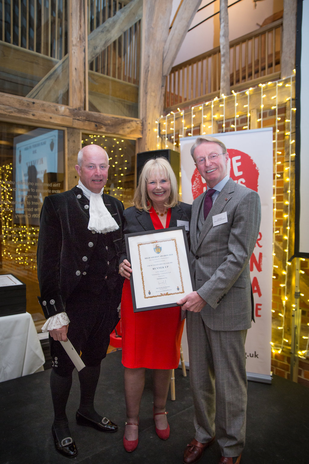 High Sheriff Awards 2018