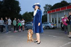 Cadet's mascot - Mozart