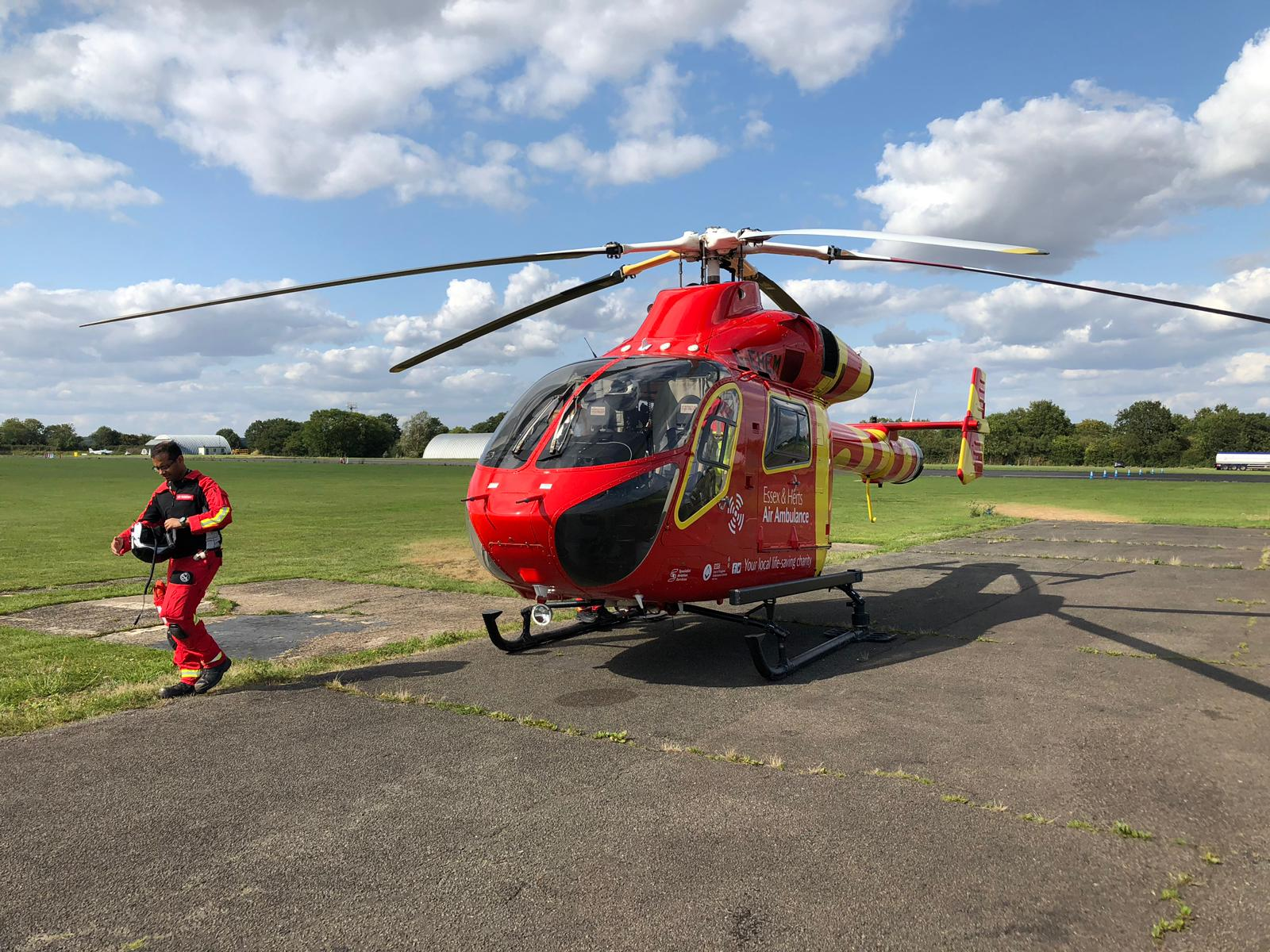 Essex and Herts Air Ambulance