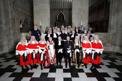 The High Sheriff's Justice Service 2017