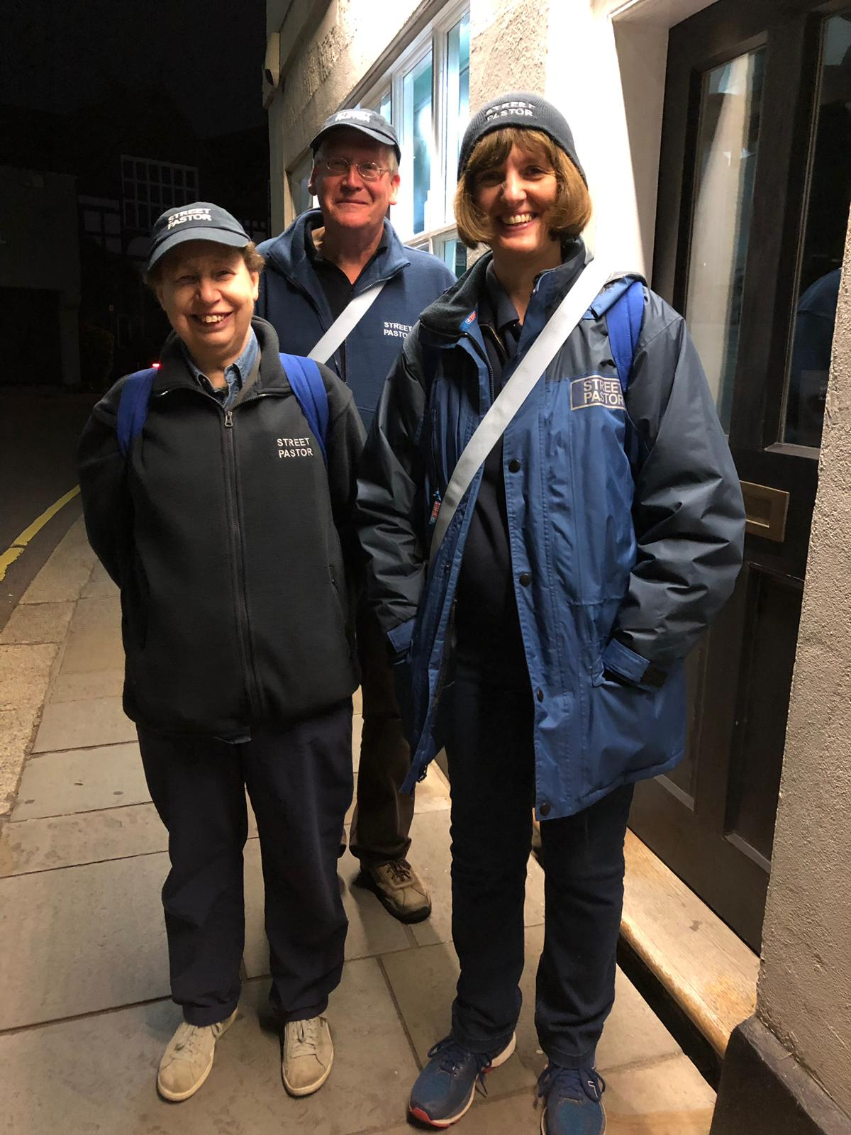 Ware and Hertford Street Pastors