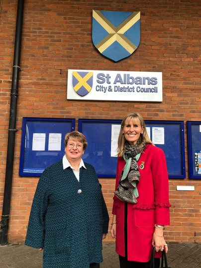 Touring St Albans