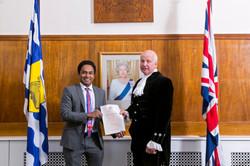 Citizenship Ceremony November 2017