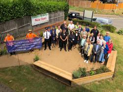 Community Garden, Buntingford