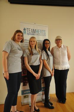 #TeamHerts Awards