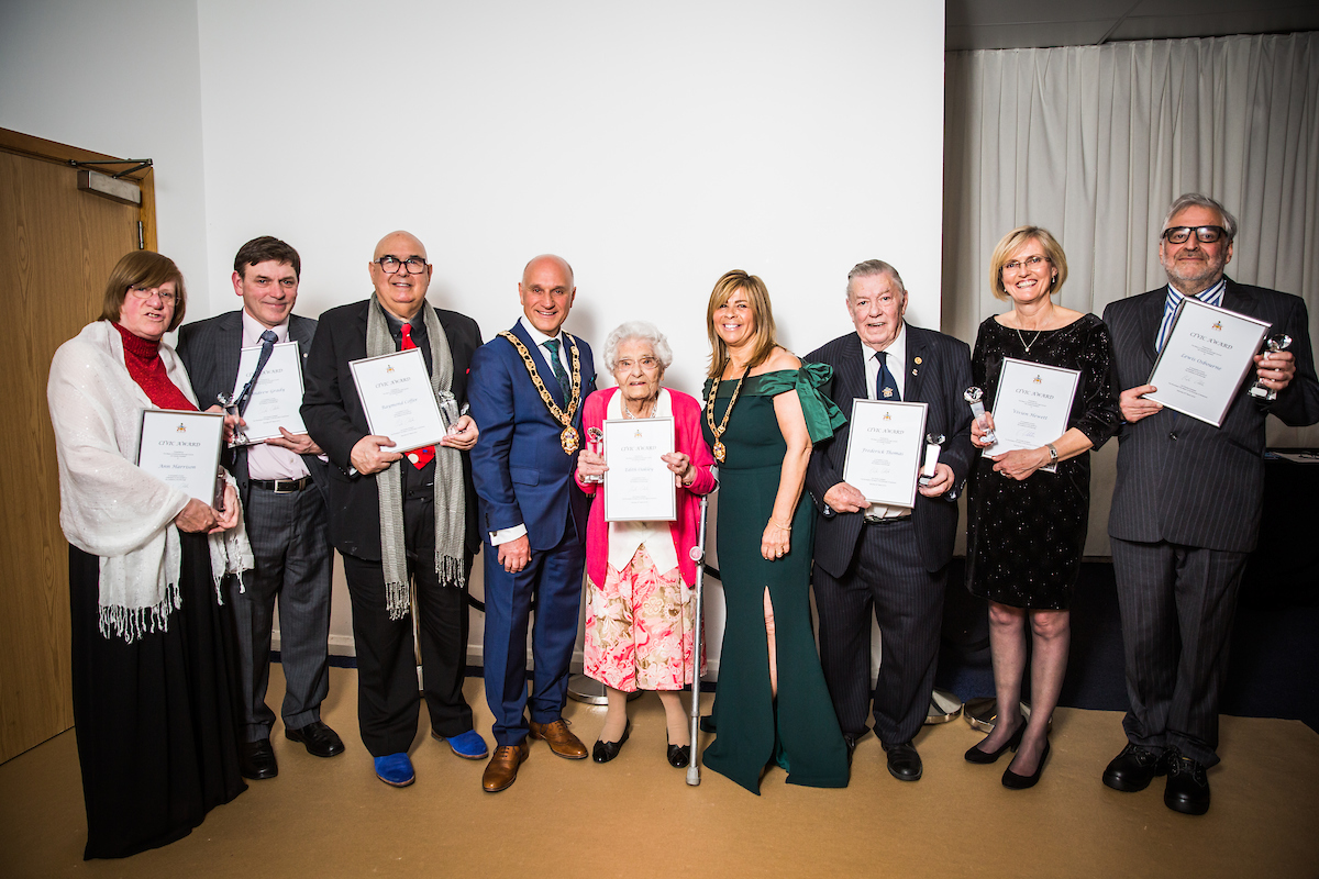 Hertsmere Civic Awards