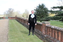 New High Sheriff Zooms into Office