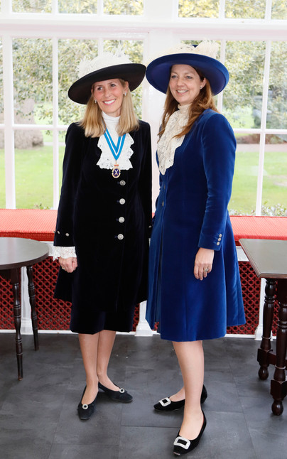 New High Sheriff takes office