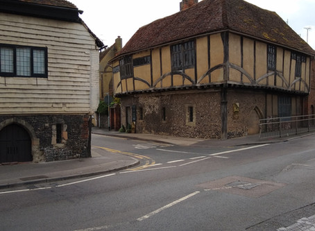 FRAG: Trip to Maison Dieu, Ospringe, Faversham, 13th July 2019