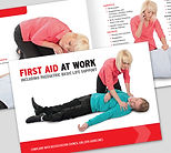 workbook 3 day work first aid course glasgow