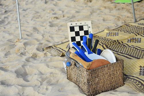 אירועים בחוף