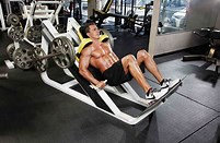 Beginner Personal Training Plan - Legs/Push/Pull
