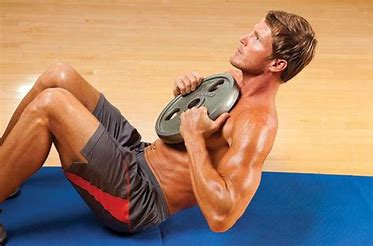Intermediate & Advanced Personal Training Plan- Weighted Abs
