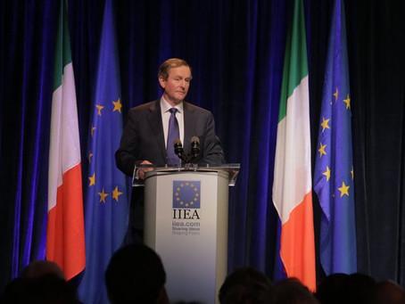 Taoiseach addresses the Brexit challenge