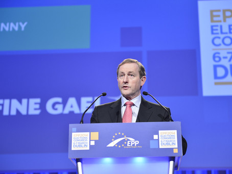 Fine Gael and Brexit: Putting the national interest first?