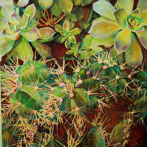 Cactus Greens   SOLD