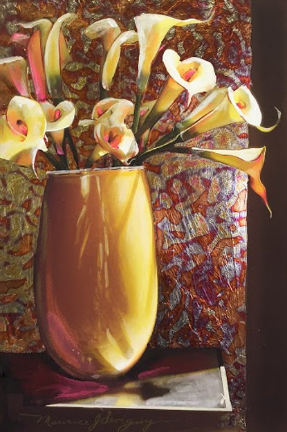 Cala Lily Gold