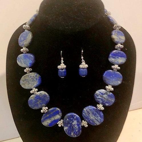 Blue Lapis Lazuli Ovals