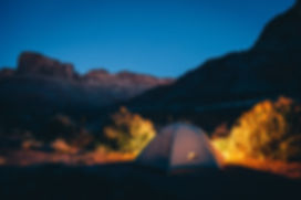 Camping in the Wilderness