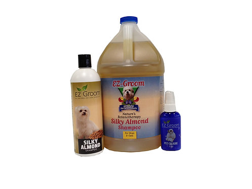 Silky Almond Shampoo 24:1 1 Gallon Size