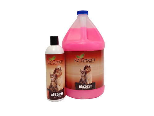 dEZolve Shampoo 1 Gallon Size
